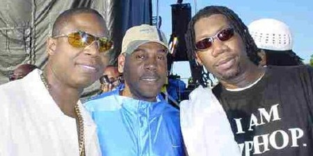 Doug E. Fresh, Easy A.D. and KRS-One